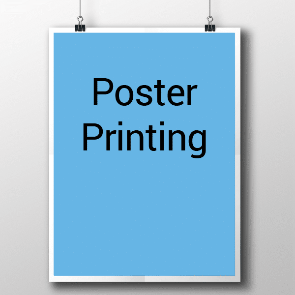 Full size posters of people